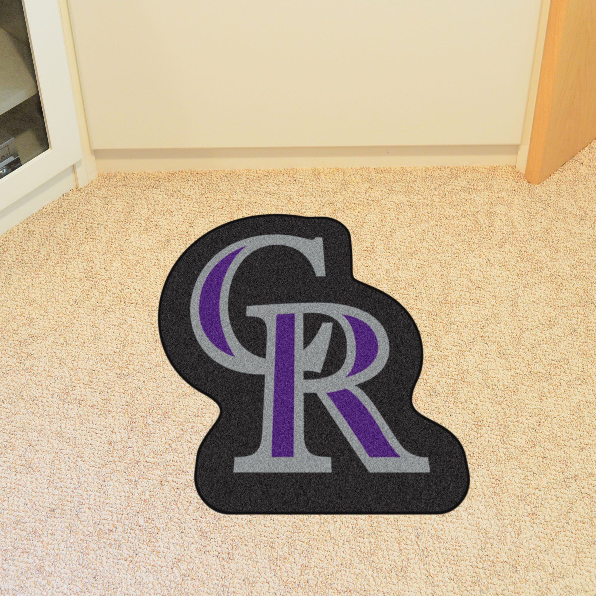 Colorado Rockies MLB MASCOT Mat
