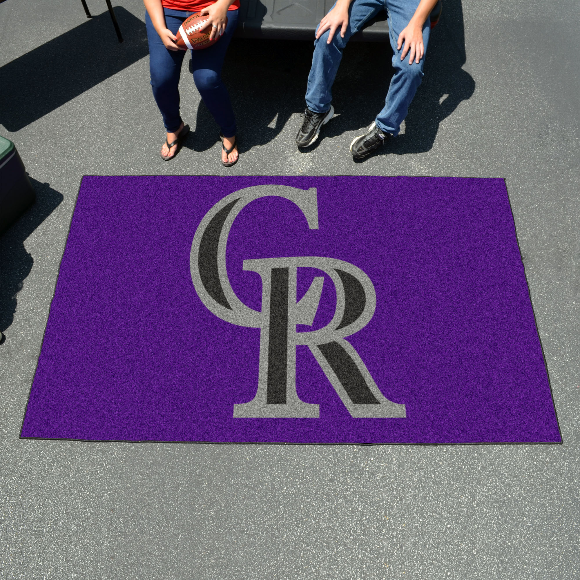 Colorado Rockies UTILI-MAT 60 x 96 Rug