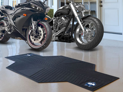 Connecticut Huskies Motorcycle Mat