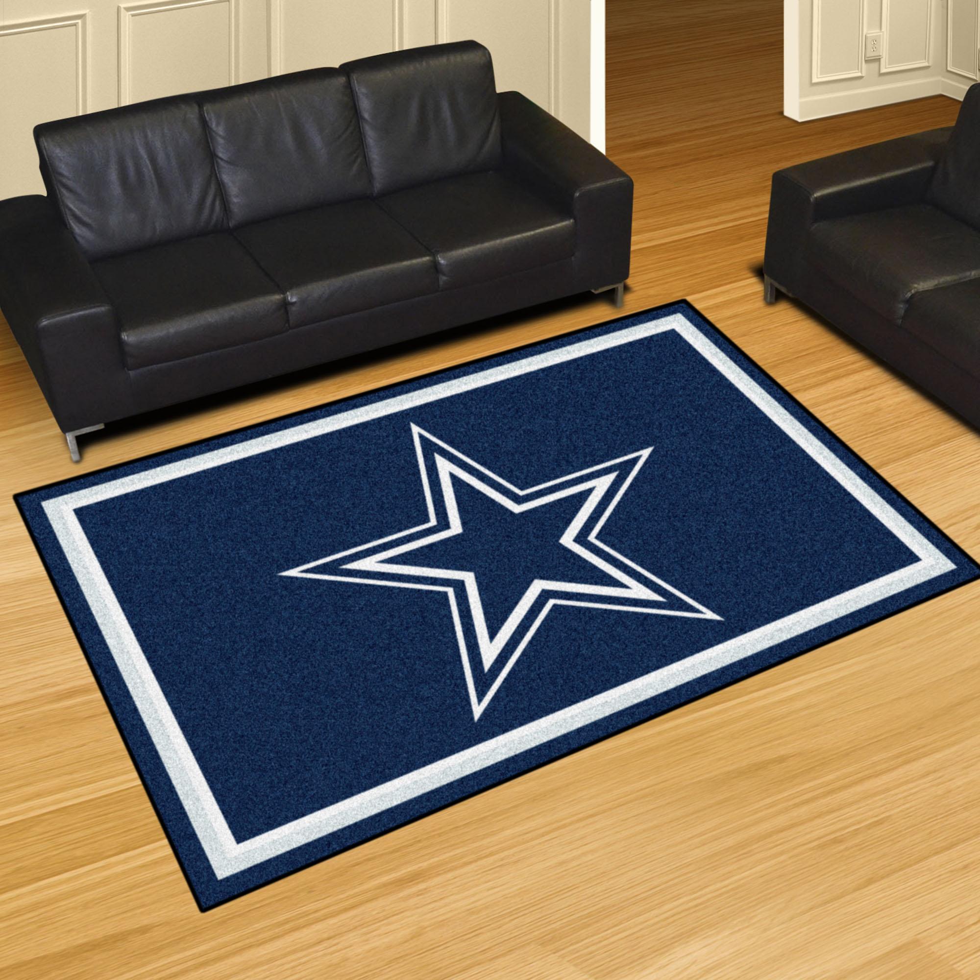 Green Rug Clean Dallas: Dallas Cowboys 5x8 Area Rug