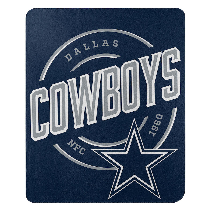 Dallas Cowboys Fleece Throw Blanket 50 X 60 Buy At Khc