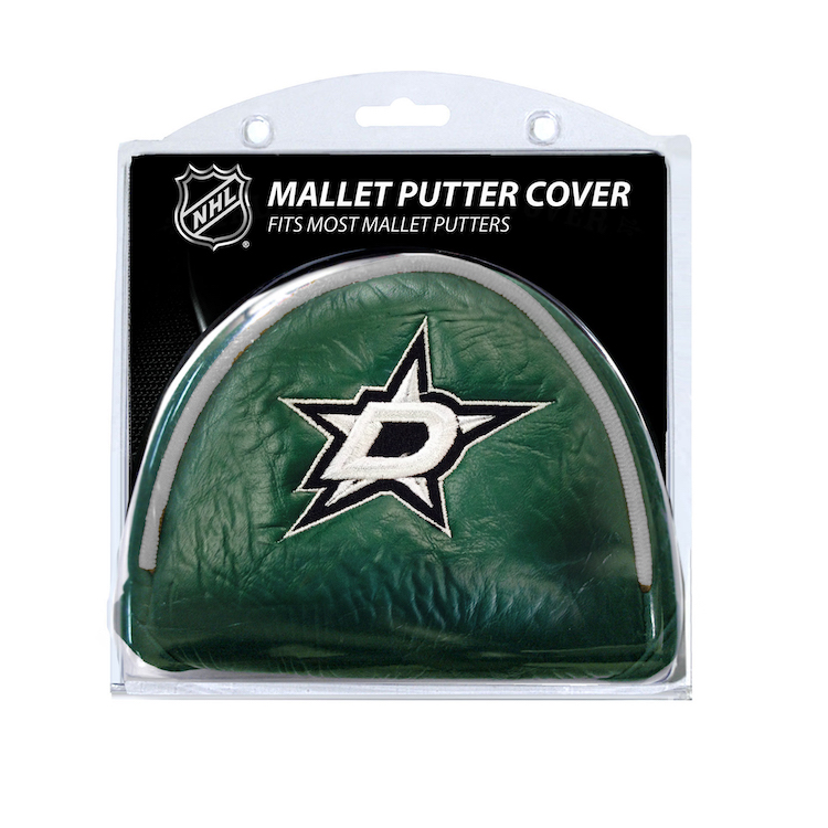 Dallas Stars Mallet Putter Cover Buy At Khc Sports
