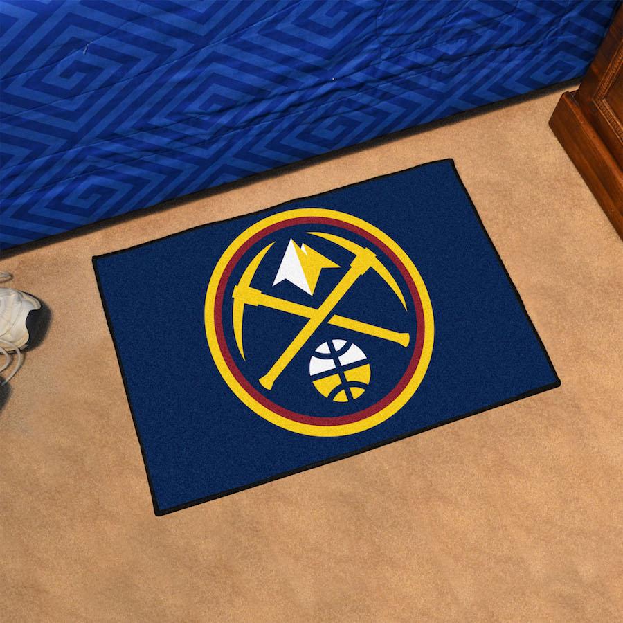 Denver Nuggets Starter 20x30 Floor Mat