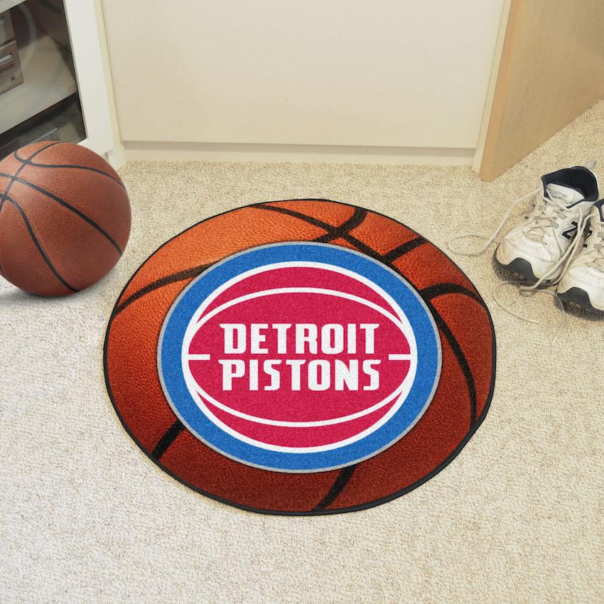 Detroit Pistons Basketball Floor Mat Buy At Khc Sports