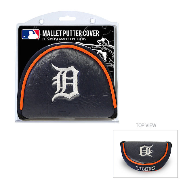 Detroit Tigers Mallet Putter Cover