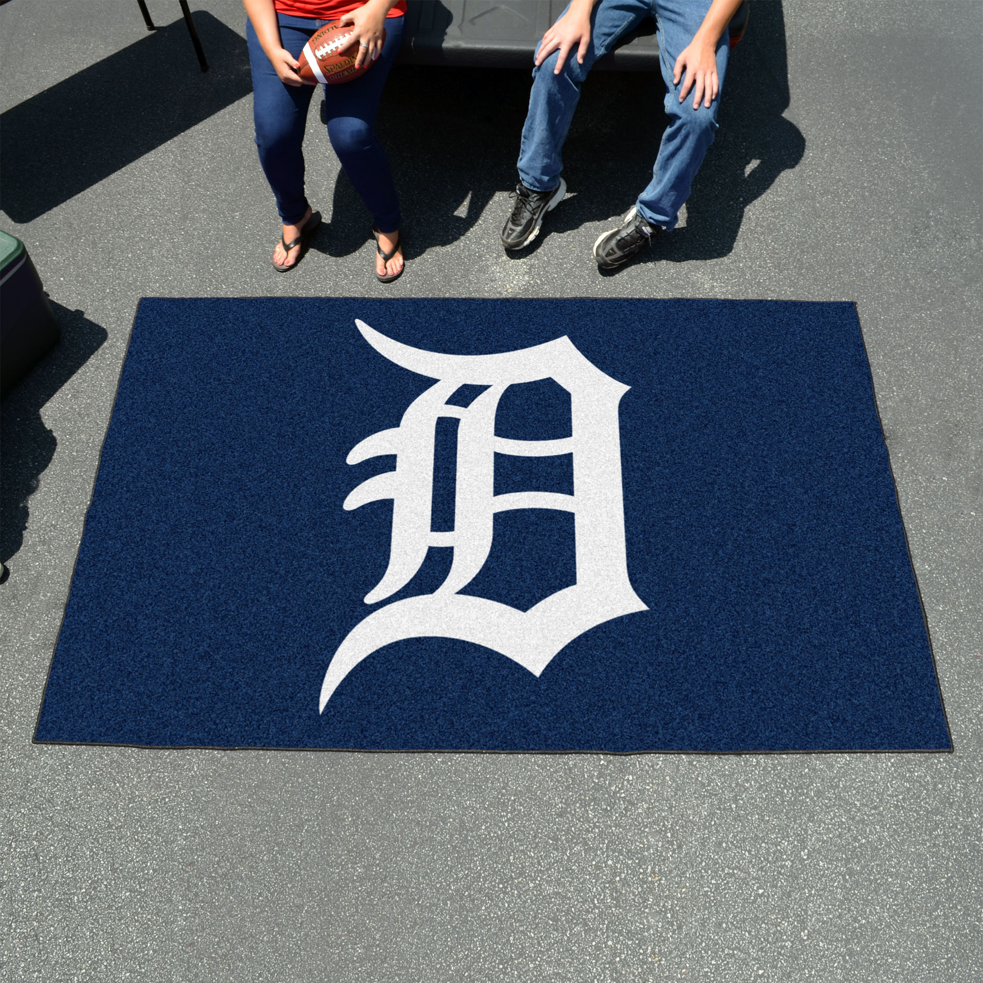 Detroit Tigers TAILGATER 60 X 96 Rug