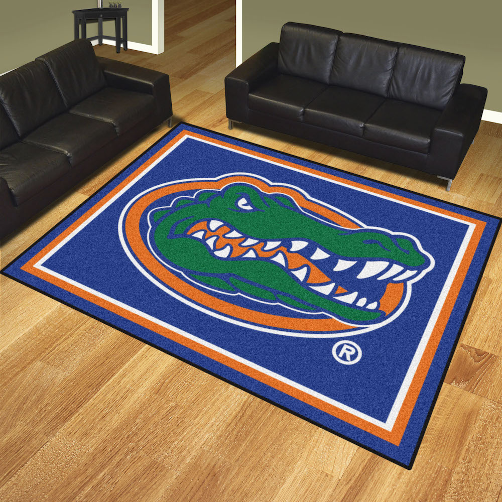 Florida Gators Ultra Plush 8x10 Area Rug