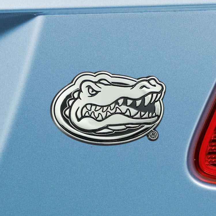 Florida Gators Metal Auto Emblem