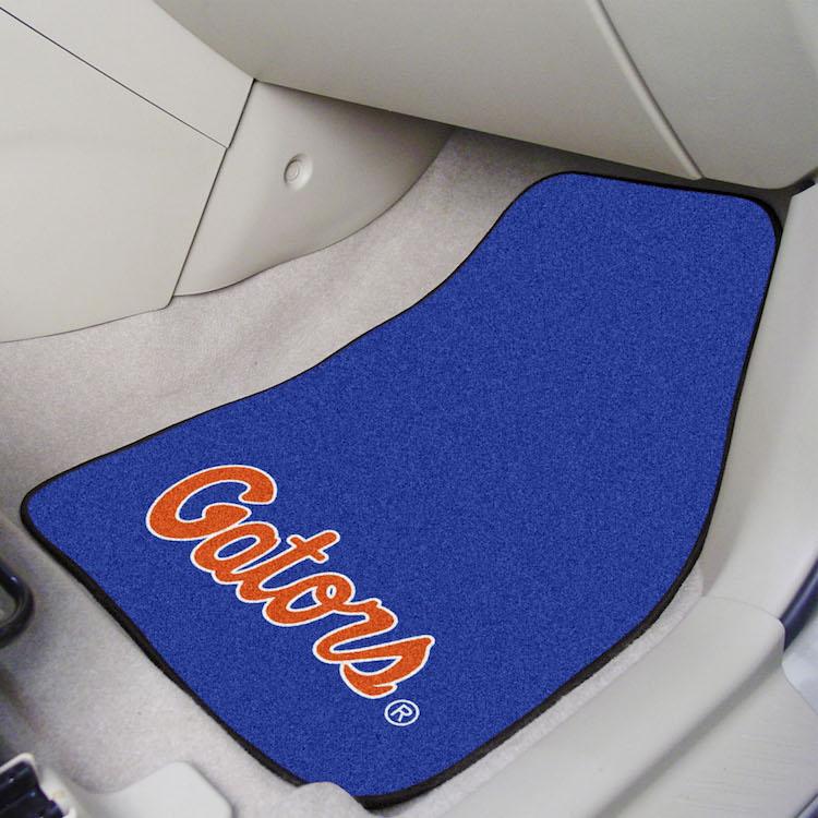 Florida State Seminoles Football Floor Mat: Florida Gators Carpeted Car Floor Mats