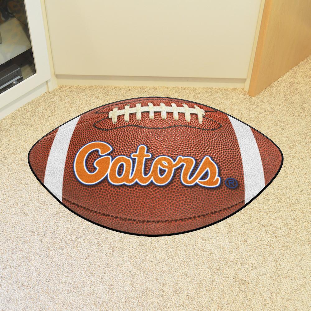Florida State Seminoles Football Floor Mat: Florida Gators Football Floor Mat