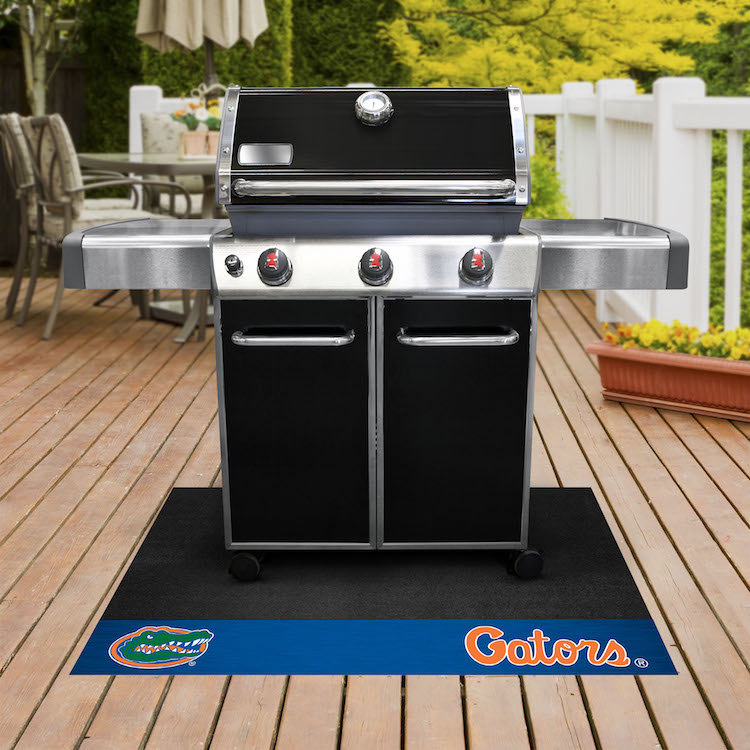 Florida Gators NCAA Grill Mat