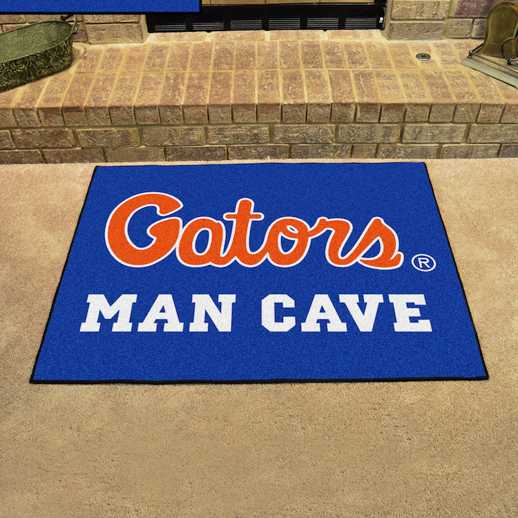 Florida Gators ALL STAR 34 x 45 MAN CAVE Floor Mat
