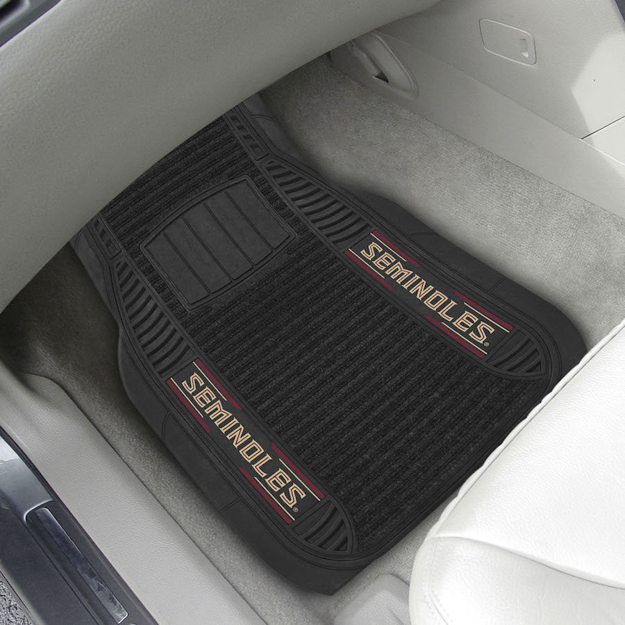 Florida State Seminoles Deluxe 20 x 27 Car Floor Mats