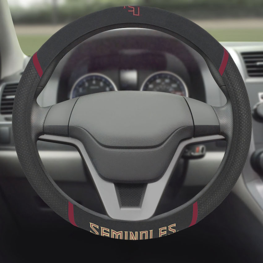Florida State Seminoles Steering Wheel Cover