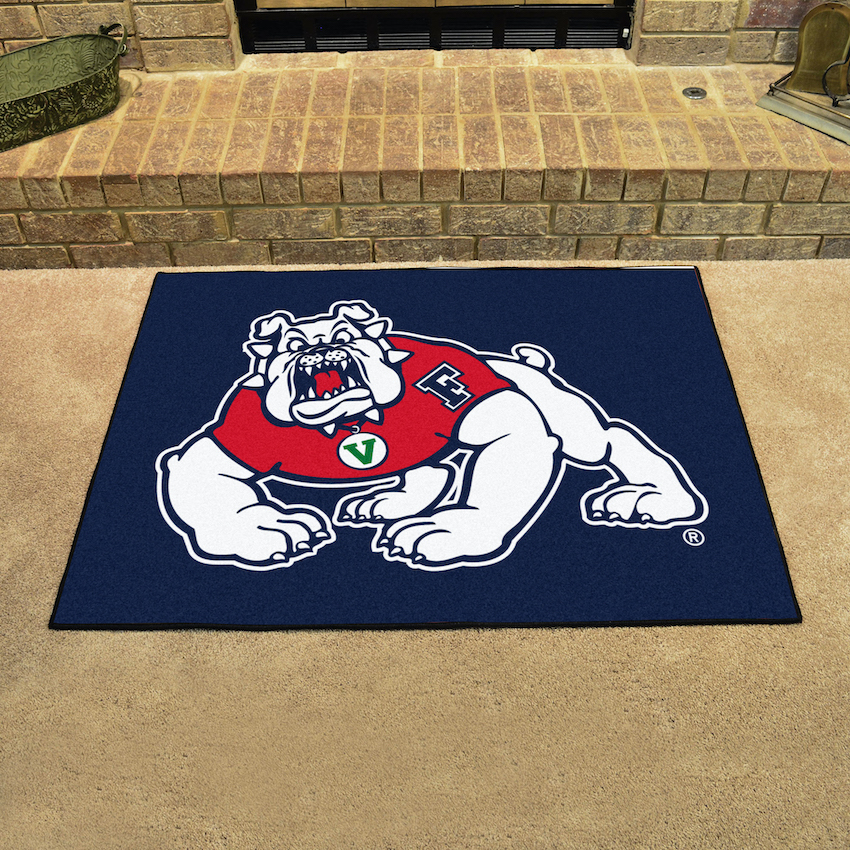 Fresno State Bulldogs ALL STAR 34 x 45 Floor Mat