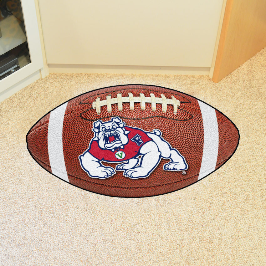 Fresno State Bulldogs 22 x 35 FOOTBALL Mat