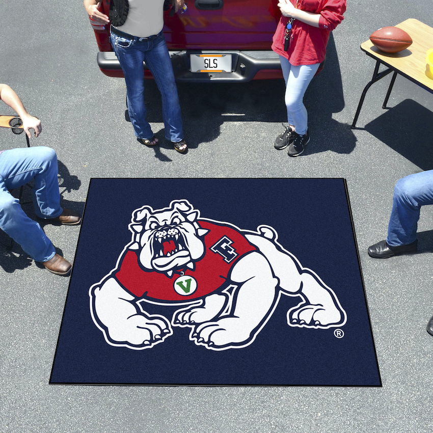 Fresno State Bulldogs TAILGATER 60 x 72 Rug