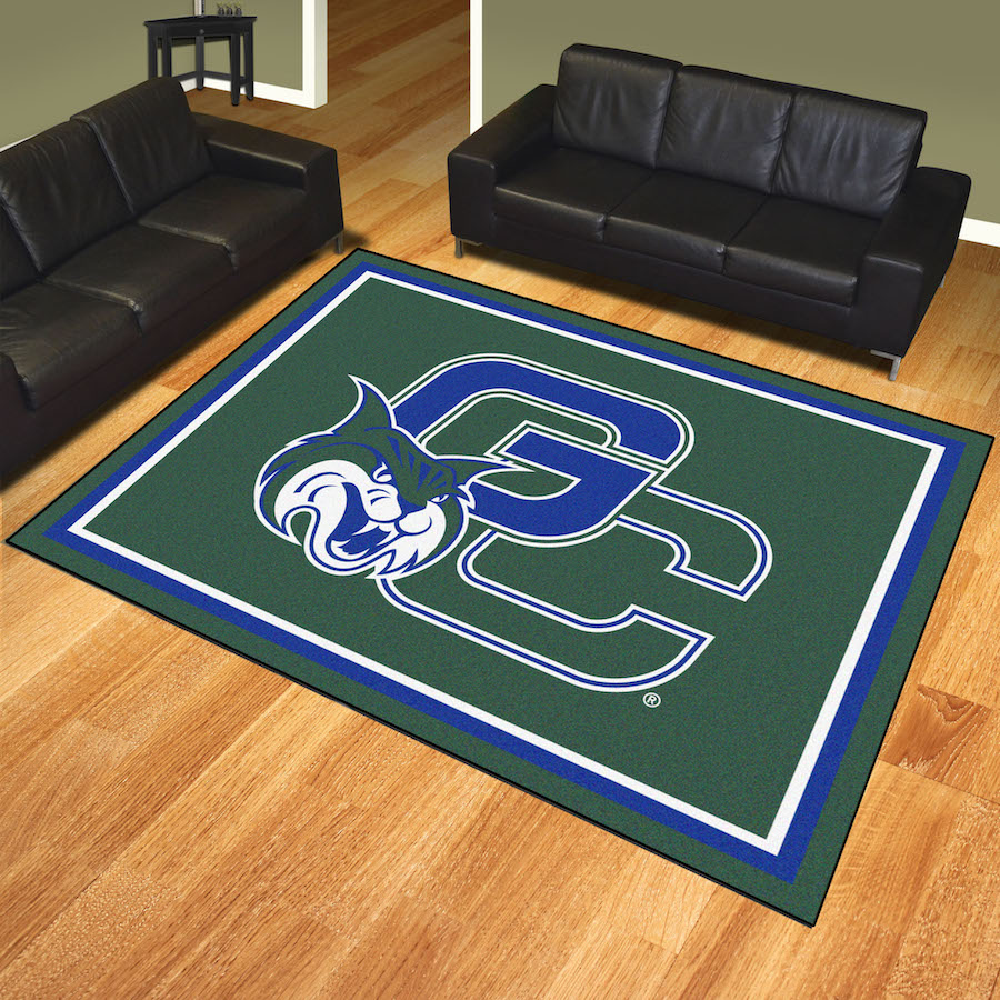 Georgia College State Bobcats Ultra Plush 8x10 Area Rug