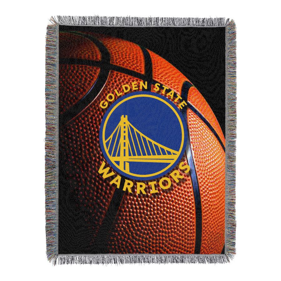 Warriors Book Series Summary: Golden State Warriors Real Photo Basketball Tapestry