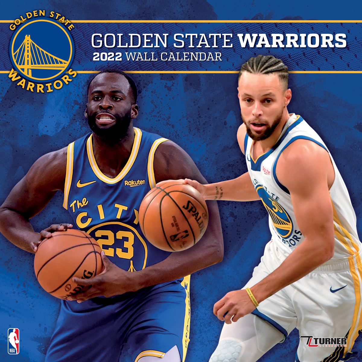 Golden State Warriors 2019 Mini Wall Calendar