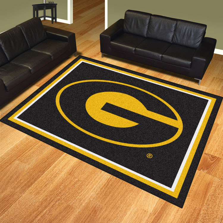 Grambling State Tigers Ultra Plush 8x10 Area Rug