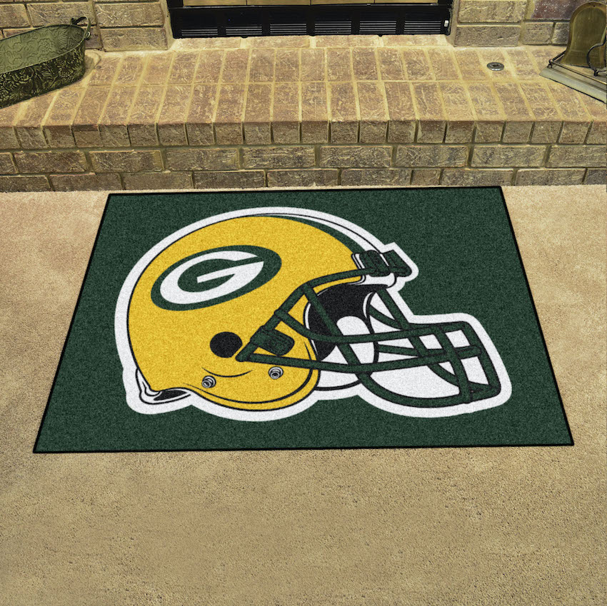 Green Bay Packers ALL STAR 34 x 45 Floor Mat