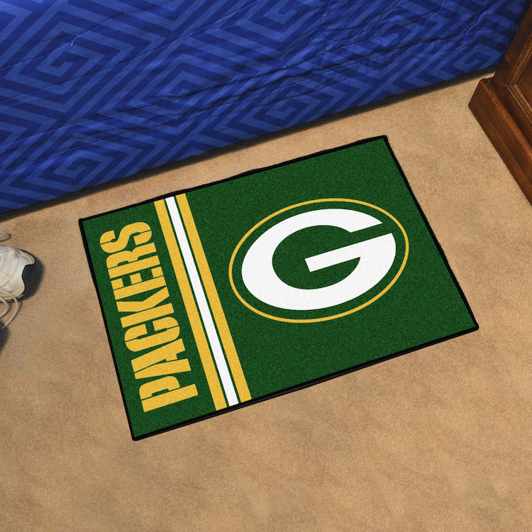 Green Bay Packers 20 x 30 Entry Mat