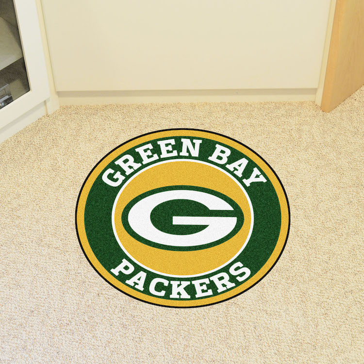 Green Bay Packers Roundel Mat