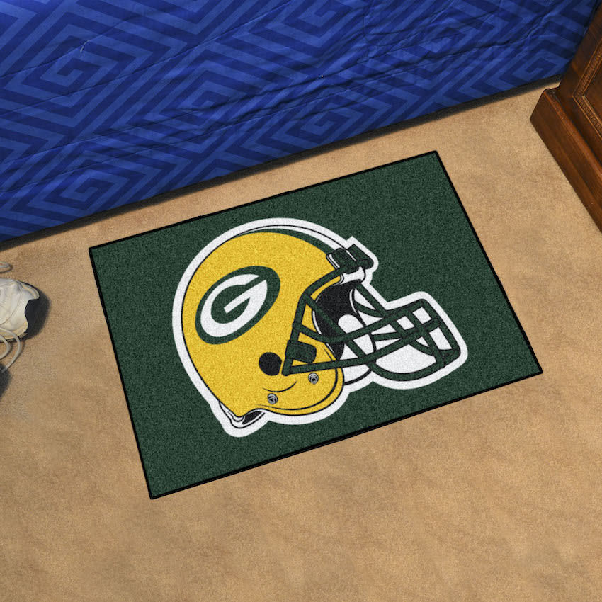 Green Bay Packers 20 x 30 STARTER Floor Mat