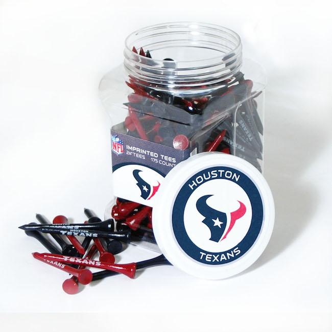 Houston Texans 175 imprinted Tee Jar