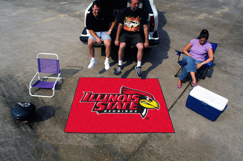 Illinois State Redbirds TAILGATER 60 x 72 Rug