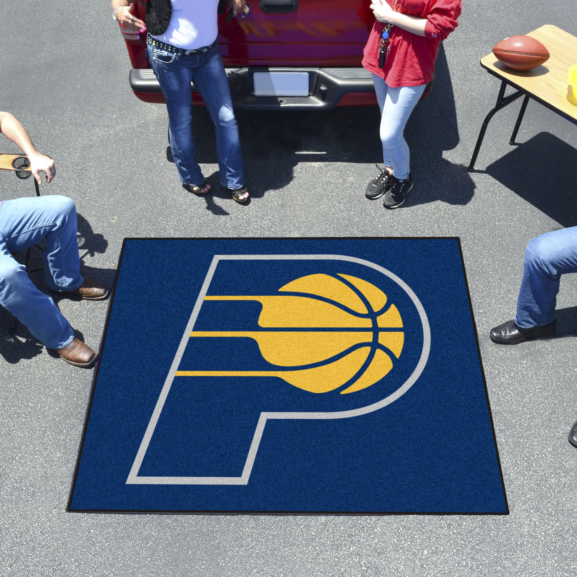 Indiana Pacers TAILGATER 60 x 72 Rug