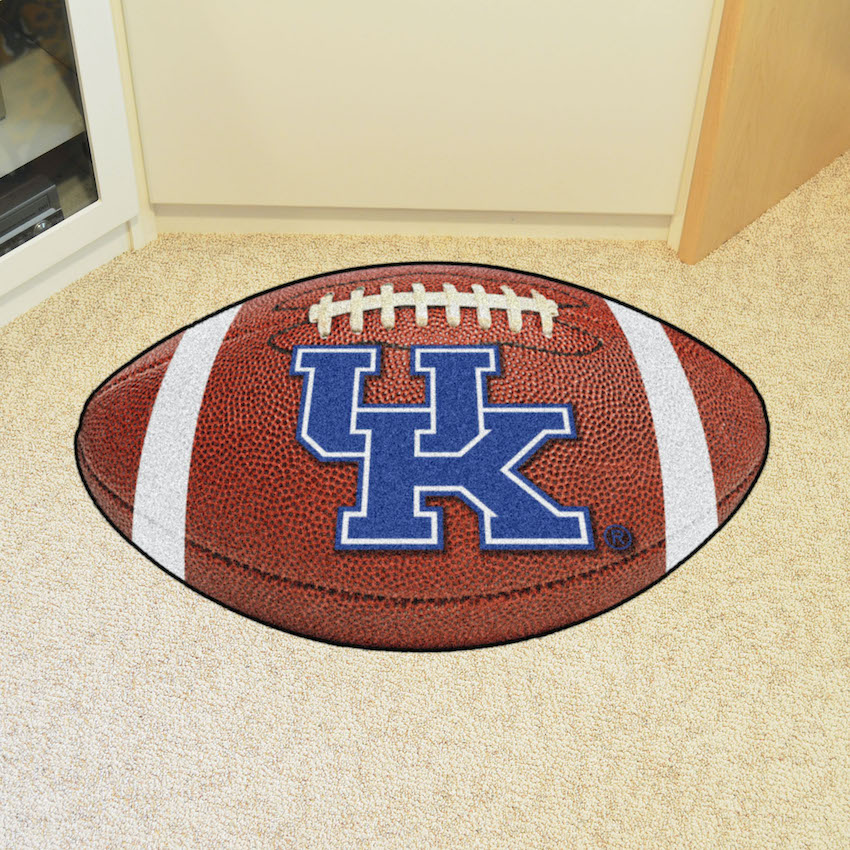 Kentucky Wildcats Football Floor Mat