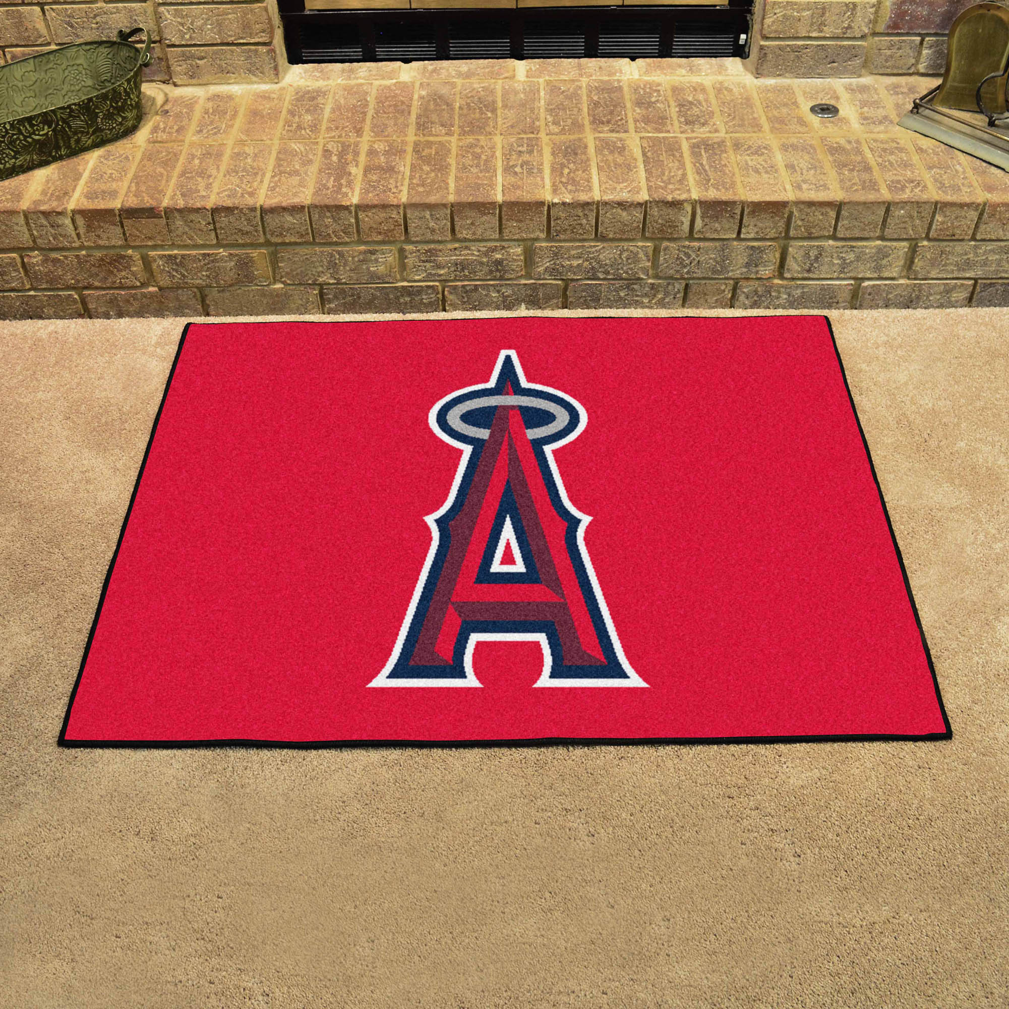 Los Angeles Angels ALL STAR 34 x 45 Floor Mat