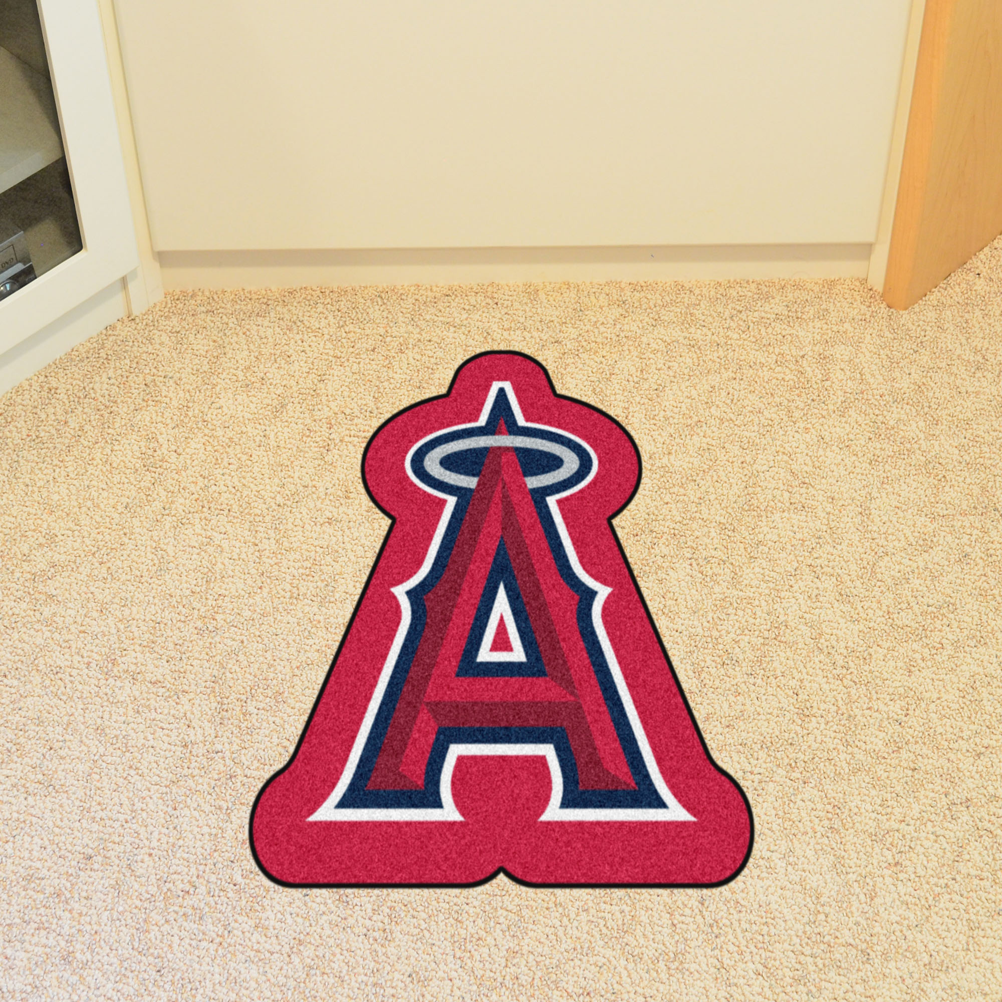Los Angeles Angels MLB MASCOT Mat