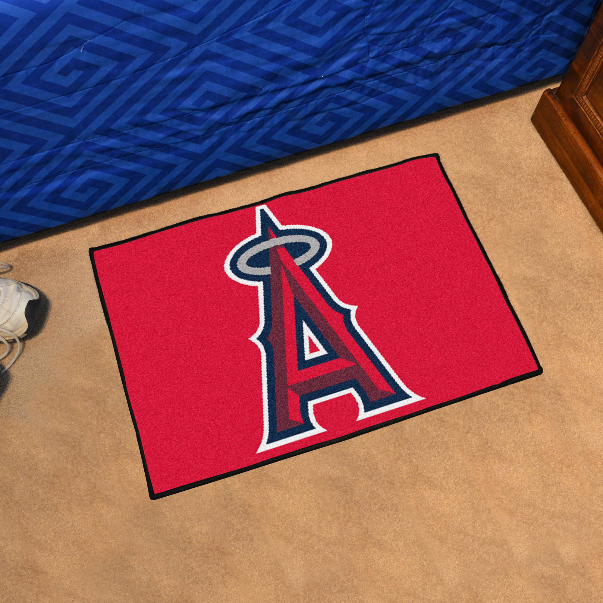 Los Angeles Angels 20 x 30 STARTER Floor Mat