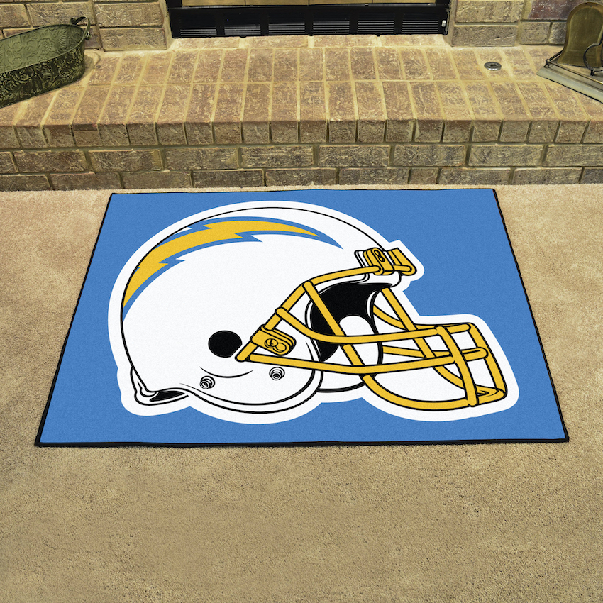 Los Angeles Chargers ALL STAR 34 x 45 Floor Mat