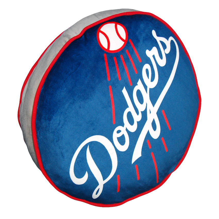 Los Angeles Dodgers Cloud Pillow - 15 inch
