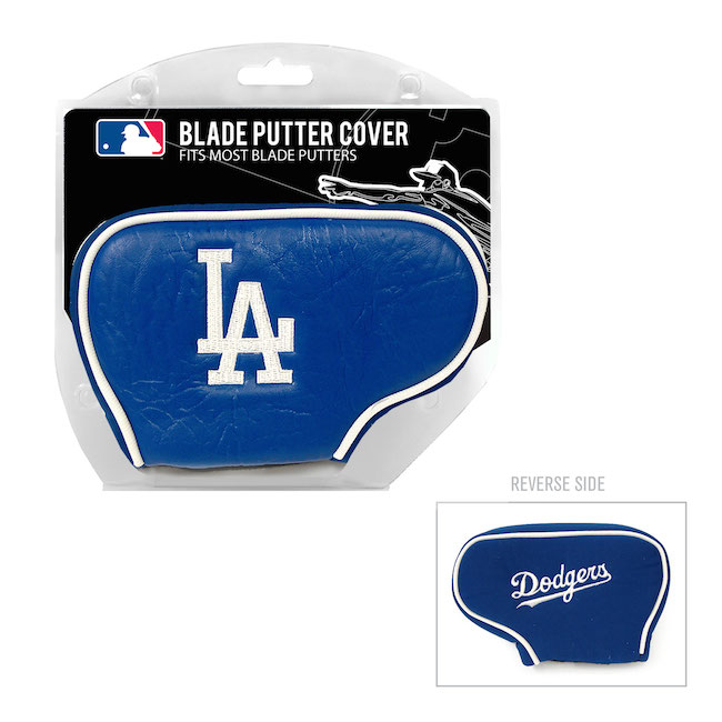 Los Angeles Dodgers Blade Putter Cover