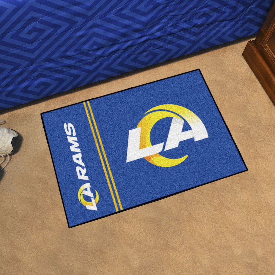 Los Angeles Rams 20 x 30 Entry Mat