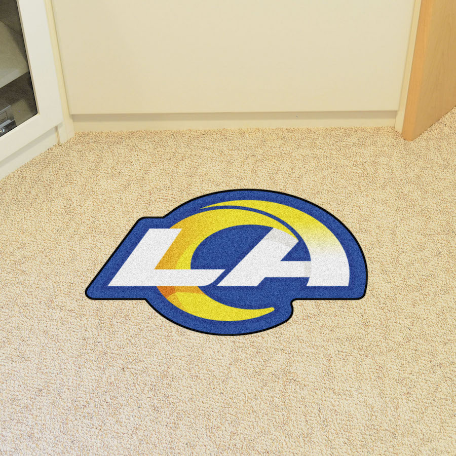 Los Angeles Rams NFL MASCOT Mat