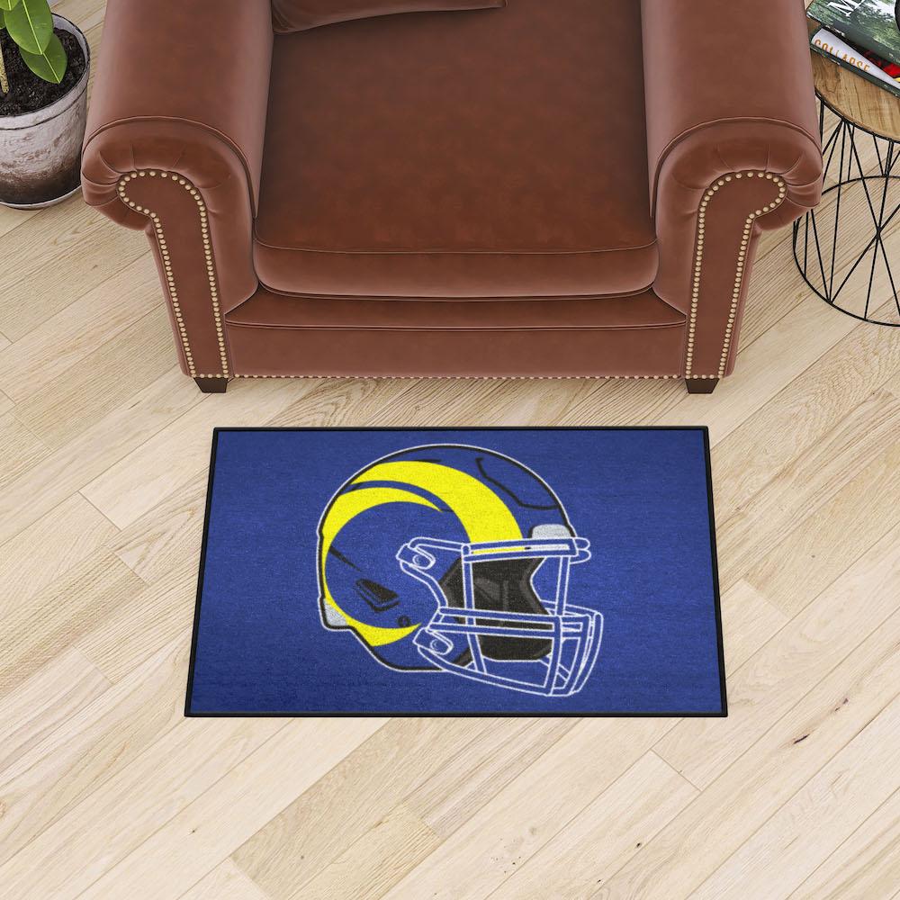 Los Angeles Rams Starter 20x30 Floor Mat Buy At Khc Sports