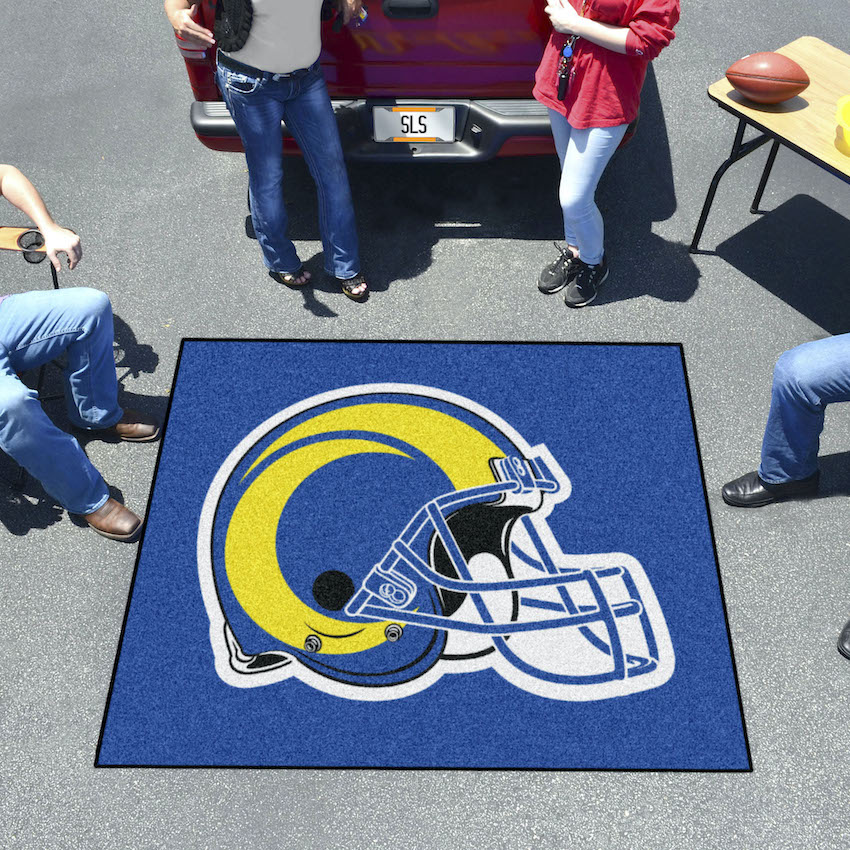 Los Angeles Rams TAILGATER 60 x 72 Rug
