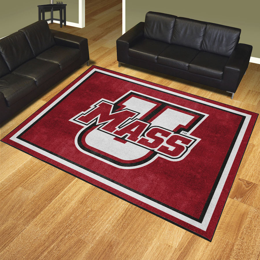 Massachusetts Minutemen Ultra Plush 8x10 Area Rug