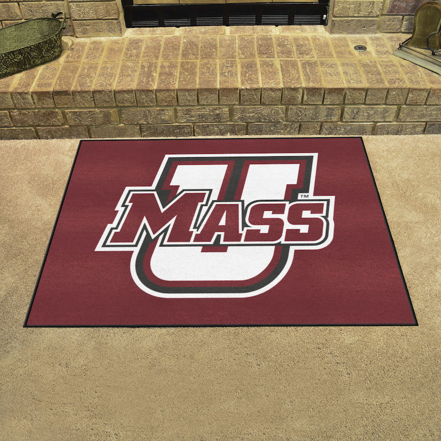 Massachusetts Minutemen ALL STAR 34 x 45 Floor Mat