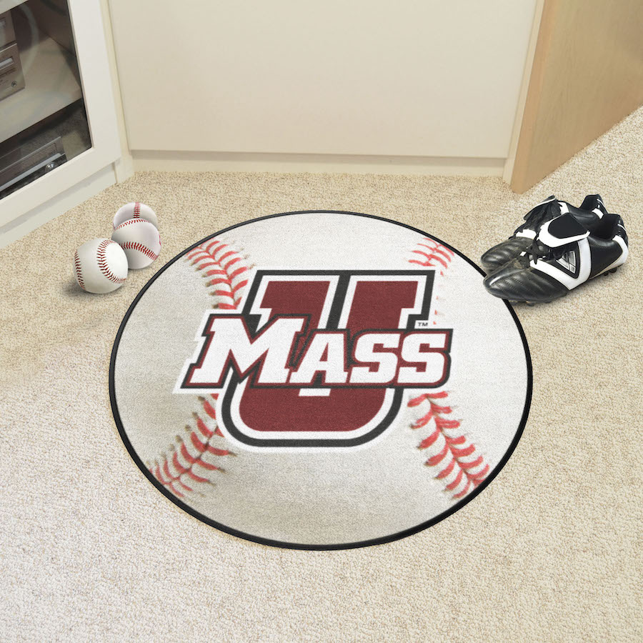 Massachusetts Minutemen BASEBALL Mat