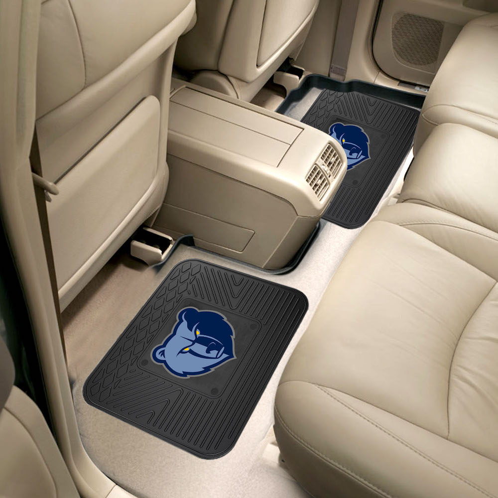 Memphis Grizzlies Small Utility Mat (Set of 2)