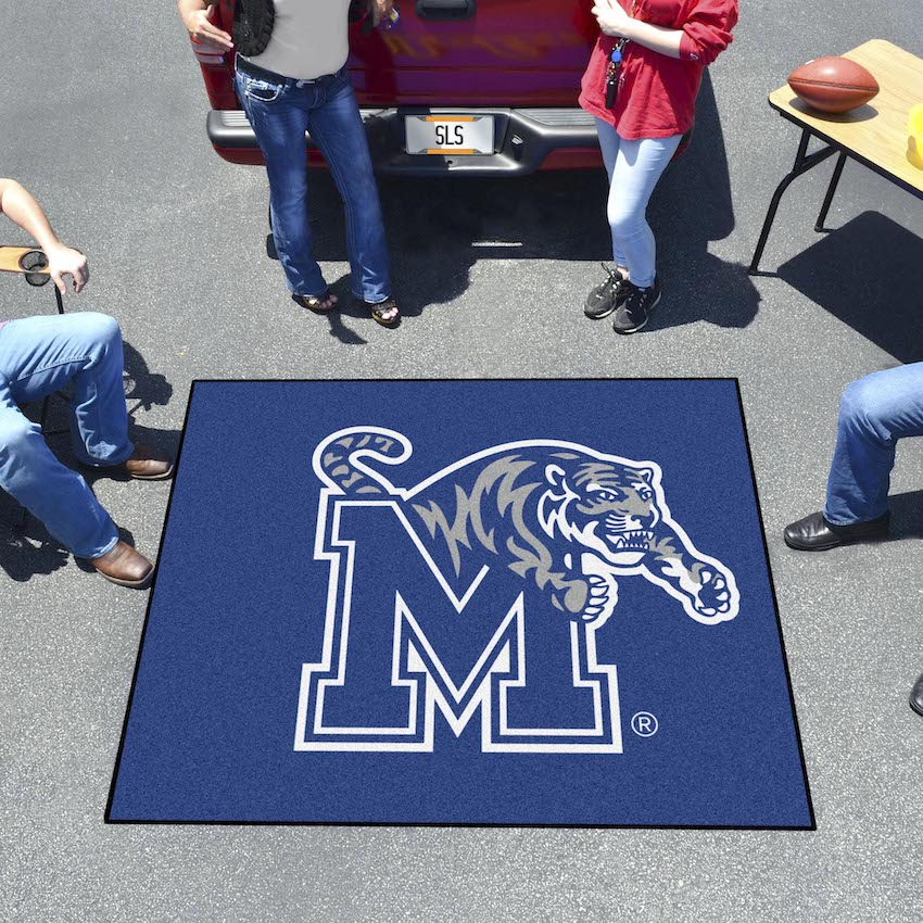 Memphis Tigers TAILGATER 60 x 72 Rug