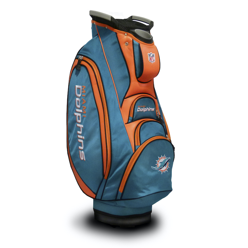 Miami Dolphins VICTORY Golf Cart Bag
