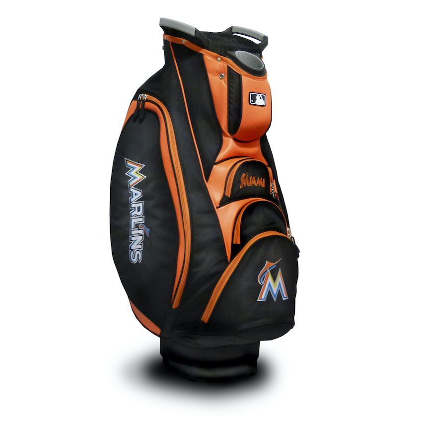 Miami Marlins VICTORY Golf Cart Bag